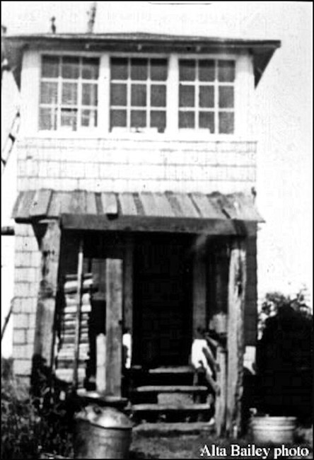 "AWS ""Smokehouse"" replaced in 1955"
